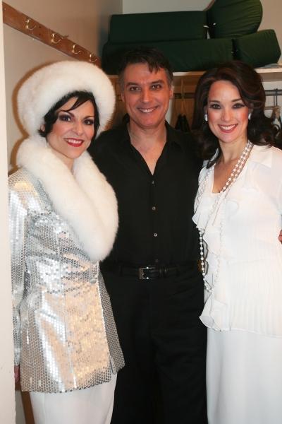 Dana Moore, Robert Cuccioli and Glory Crampton